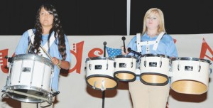 Follies-drumline