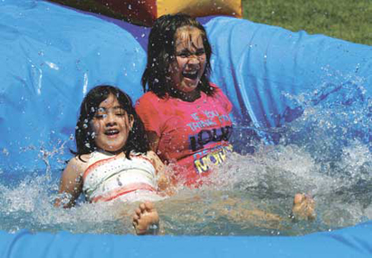 Join Byron residents for fun at Byron Days just like these folks did in 2011.