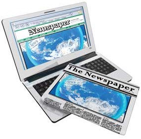 LaptopNewspaper