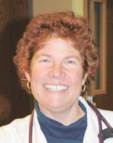 Dr. Deborah Brackett, M.D.