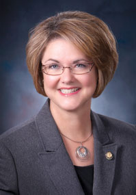 Representative Elaine Harvey