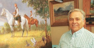 Byron artist Glen Hopkinson began painting at a very early age and has become a very accomplished artist over a period of 41 years. He currently enjoys painting with oils at his studio in Byron.