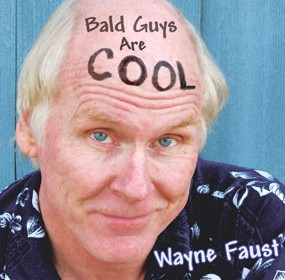 Wayne Faust will bring his musical comedy to the Lovell Community Center on April 27 for the annual North Big Horn Hospital Foundation fundraiser.