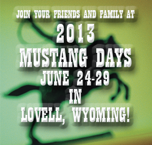 Mustang-Days
