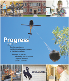 Big Horn County Progress Edition 2013