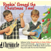 Rockin' Around the Christmas Tree … Letters to Santa and Greeting Ads