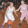 Photo of LHS Lady Bulldog basketball game