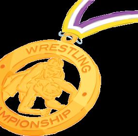 Wrestlingmedal