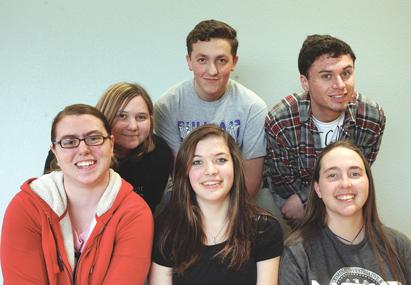 LHS Speech & Debate team photo