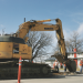 The Main Street reconstruction and water and sewer project continues. Patti Carpenter