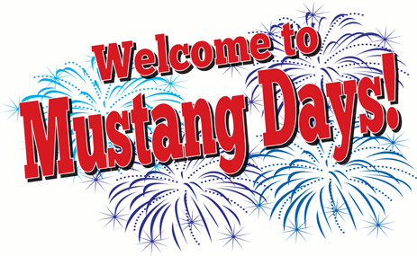 Welcome to Mustang Days!