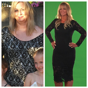 At last, the secret is out for Jennifer Snell who is now able to show the world both before and after photos of the 160 pounds she lost during her participation on the ABC's Extreme Weight Loss television series.