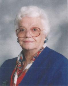 Ora Grace Christensen Blackburn
