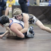 Brian Crawford pins an opponent during the 2A West Regional Wrestling Tournament held on Friday. Crawford took first place in the 106-pound weight class at the tournament. Patti Carpenter photo
